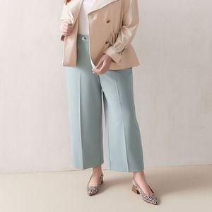 Addition Elle | Wide Leg Pull-On Pant